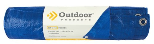 Products Outdoor Duffel (Outdoor Products Rolled Tarp, 12 x 14 Foot)