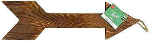 - Lara's Crafts Barn Wood Chunky Arrow Wall Décor, 4