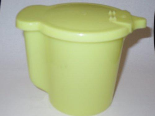 (Vintage Tupperware Creamer in Pastel Yellow)