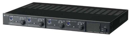 TOA ダイバシティワイヤレスチューナー(4波実装可能、 2波内蔵) WT-1824   B006WU24ZG