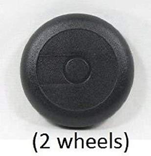 Eureka Mighty Mite Vacuum Rear Wheels (2pk) Part# ()