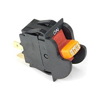 Skilsaw 3310 safety key