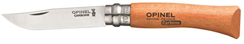 Opinel Degree7 Bechwood Handle Carbon