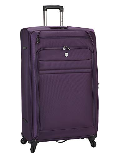 Travelers Club Business Class Expandable Spinner Luggage