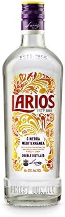 Gin Larios Original 700Ml Larios Sabor 700ML