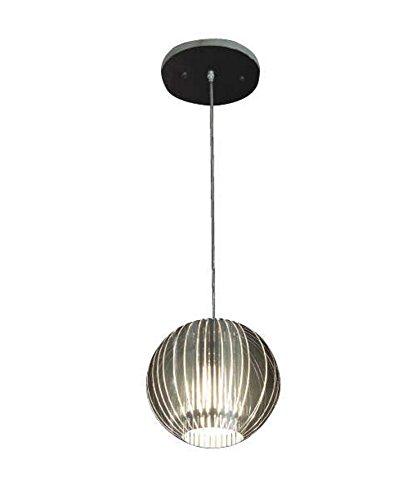 Trend Lighting TP6300-1 Phoenix 1-Light Pendant (Table Nickel Trend Lamp)