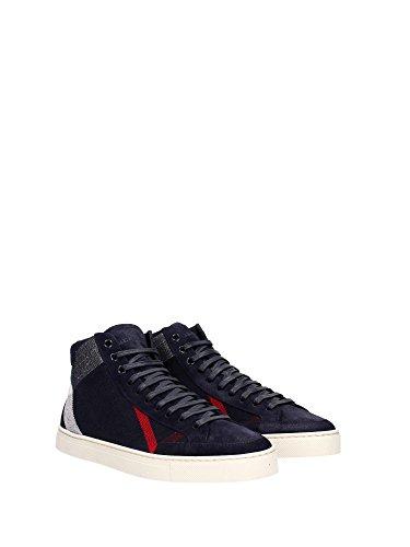 Burberry Sneakers Herren - (3981050) Eu Blau