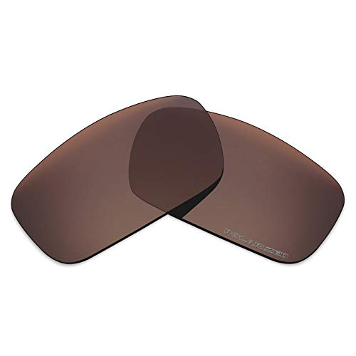 Mryok+ Polarized Replacement Lenses for Oakley Crankshaft - Bronze Brown