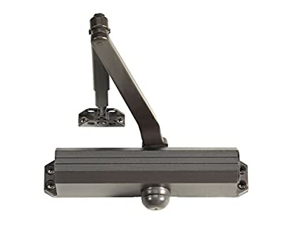 NORTON DOOR CONTROLS 1604BC 690 Norton 1600 Series Power Sized Door Closer With Backcheck Size 4 Duronotic