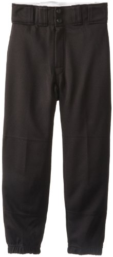 Easton Boys' Deluxe Pant, Black, X-Small