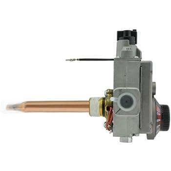 rheem 22v40f1. rheem gas control thermostat, natural (model# sp14270m, part# - ap14270 22v40f1