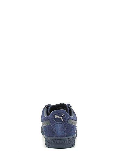 Puma Uomo, Suede Classic Mono Reptile, Suede, Sneakers, Blu