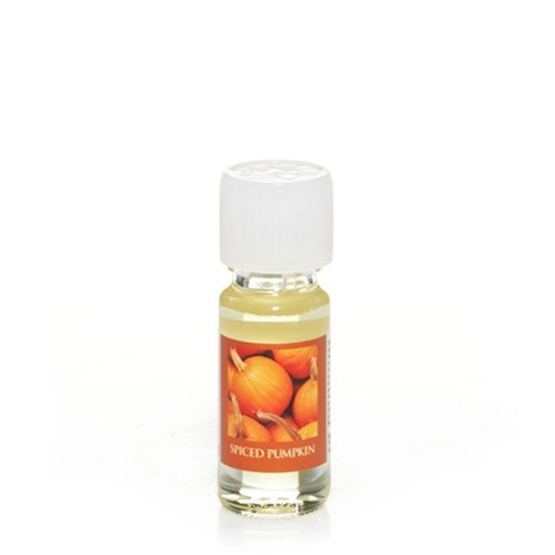 Yankee Candle Spiced Pumpkin Fragrance Oil, Food & Spice Scent