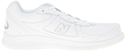 New Balance - Zapatillas de running para hombre, color blanco, talla 42