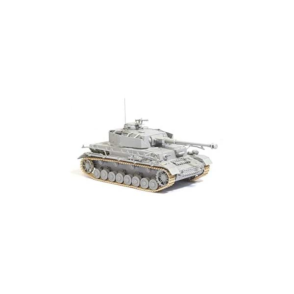 Dragon 1/35 PzKpfw IV Ausf H Late Production Tank w/Zimmerit Kit 6