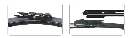 EA  AERO Flat Wiper Blades 28-20 CITROEN DISPATCH 2007