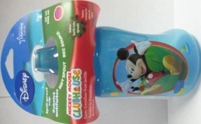 Mickey Mouse Soft Spout 1O0Z Cup 24 pcs sku# 905571MA