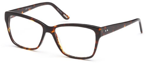 DALIX Womens Glasses Frames Tortoise Prescription Eyeglasses Rxable ()