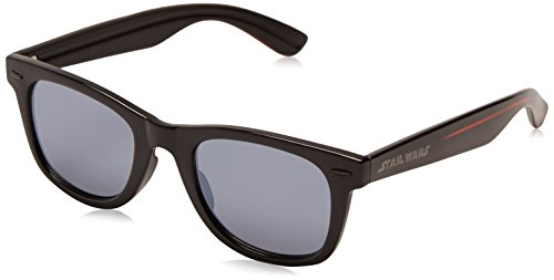 Star Wars Adult Darth Vader 1 wayshape Sunglasses, Black, 50 mm by Foster - Darth Sunglasses Vader