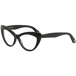 Zac Posen VERUSHKA Eyeglasses 52 Black