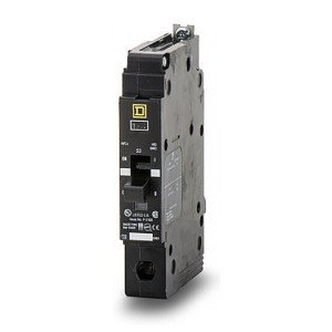 EDB14020 SQUARE D Circuit Breaker Molded Case Circuit Breaker (EDB) 20A, 1-Pole, 277Vac, Switching Duty Rated, 18kA by Square D