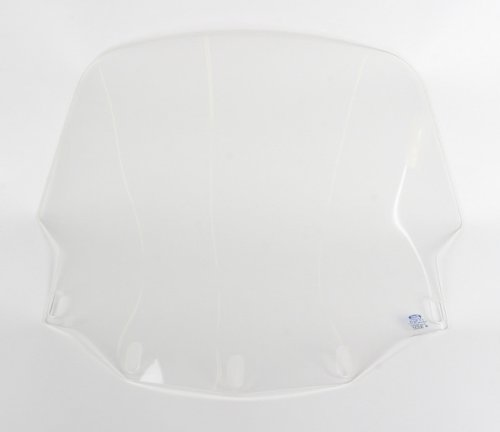 Memphis Shades Tall Windshield Clear for Honda 1500 Goldwing