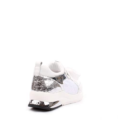 bianche B18013 neve donna come da Jo Liu Sneakers la 7Xwq554