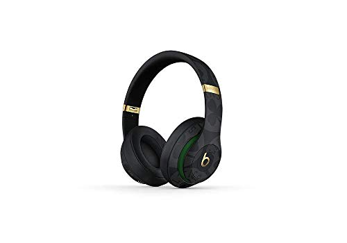 - Beats Studio3 Wireless Noise Canceling Over-Ear Headphones - NBA Collection - Celtics Black
