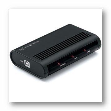 Skytone RST401 USB Skype Telephone Gateway Remote Dial In/fwrd = Yealink USB-B3G - Skype Usb Telephone Gateway