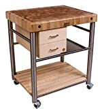 John Boos Cucina Toscano Kitchen Cart #Cuct06