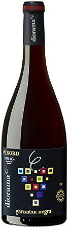 Pinord Diorama Garnacha Negra Vino Tinto Ecológico - 750 ml