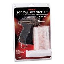 SG Tag Attacher Gun, 2'' Tagger Tail Fasteners, Smoke