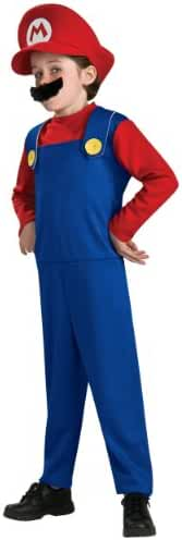 Super Mario Brothers, Mario Costume, Medium