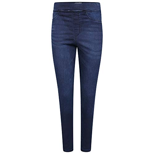 M17 Women Ladies Denim Jeans Jeggings Skinny Fit Classic Casual Cotton Trousers Pants with Pockets