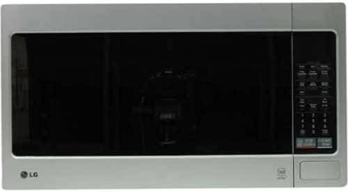 LG Countertop Easy Clean Microwave Oven, 2.0 Cu. Ft., 1100 Watts