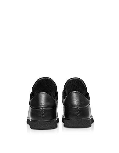 YLATI Sneakers Uomo YL133BLACK Pelle Nero 2018 Para La Venta 2018 El Nuevo Precio Barato mwWpxq5XVe
