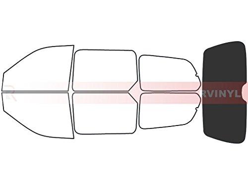 Rtint Window Tint Kit for Kia Sedona 2002-2005 - Rear Windshield Kit - 20%