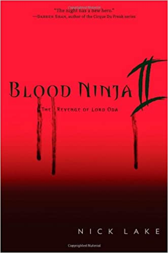 Amazon.com: Blood Ninja II: The Revenge of Lord Oda ...