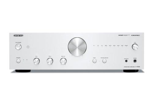 ONKYO A-9050 (S) Integrated Amplifier 100W + 100W (8Ω) Silver (Japan model)