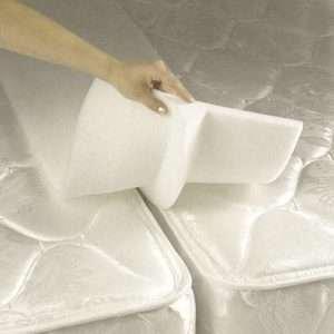 Foamily Foam Bed Bridge Pad Transform Two Twin Mattress