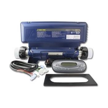 amazon com spaguts bp501g1tp4 spa controller kit w topside tp400w light switch wiring diagram spaguts aeware, gecko in ye 5 h4 0 spa controller kit w topside k450, cords, 4 0kw