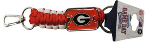 Game Day Outfitters 1937879 University of Georgia - Keychain Rope - Case of 144 by Game Day Outfitters
