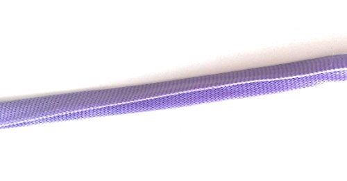 Violet tube Knit Foldover Braid Ribbon Trim 5 Yds Fo121 G Fold (Violet Trim)