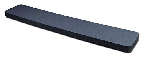 (QVS CA223GT Keyboard Wrist Rest44; Gray)
