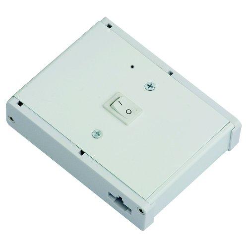 Sea Gull Lighting 90846-15 Xenon Task Master Switch, White (Gull Sea Lighting Plug)