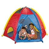Hex-O-Fun Six-Sided Play Tent - Primary
