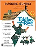 Sunrise, Sunset (From Fiddler on the Roof) (Piano/Vocal, S)