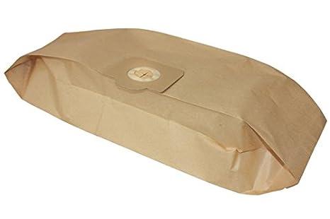 5x Bolsas para aspiradoras papel para Rowenta ZR-814, Boxter ...
