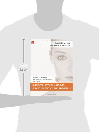 Aesthetic Head and Neck Surgery (Mcgraw-Hill Plastic Surgery Atlas)