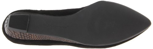 Black Alonsa Oak BCBGeneration Women's Flat q58ta